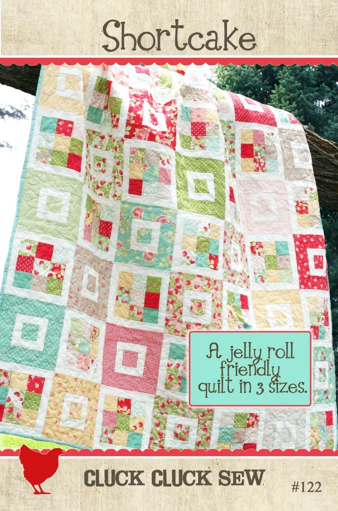 Shortcake by Allison Harris for Cluck Cluck Sew