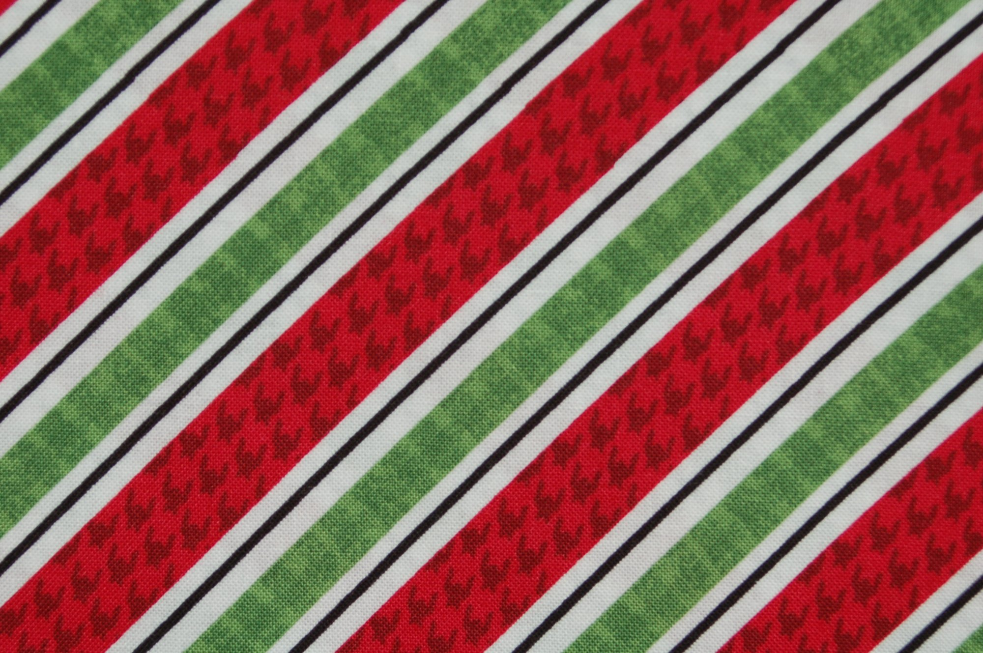 Holly Jolly Christmas Stripe by Sharla Fults for Studio E