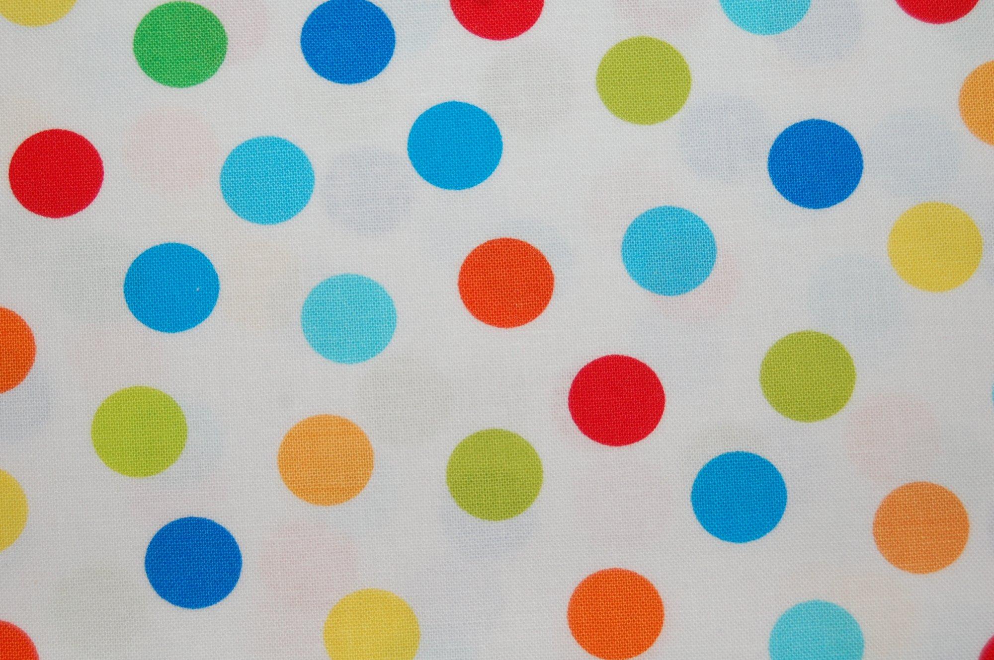 ABC Safari - Dots on White from Diane Eichler for Studio E