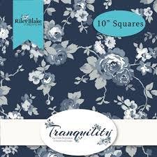 Tranquility by Gerri Robinson for Riley Blake Designs