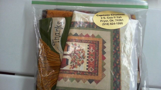 Salt Box Harvest Kit