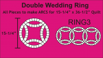 Double wedding Ring #RING36