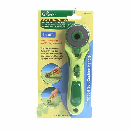 Clover 45mm Cutter # 7500