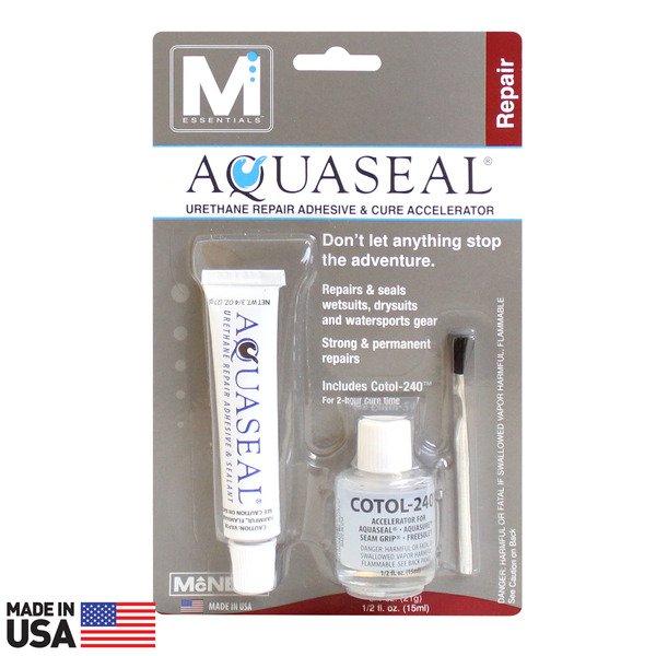 Gear Aid Aquaseal & Cotol-240 Cure Accelerator Combo