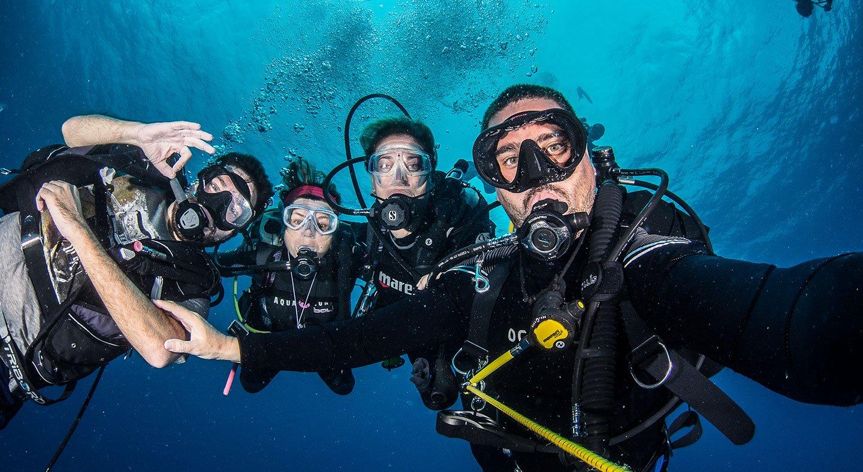 Basic Scuba Diver Class