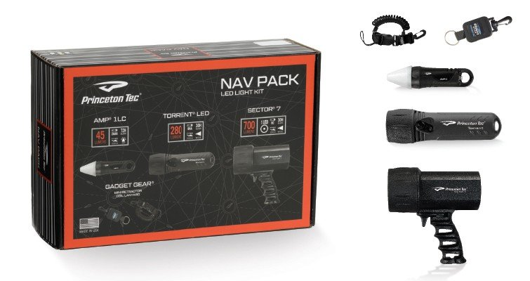 Princeton Tec Nav Pack