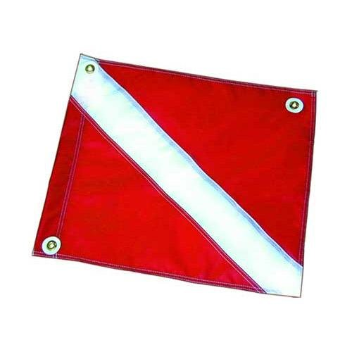 Nylon Flag 14 x 18 W/Stiffner