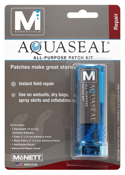 Gear Aid Aquaseal All Purpose Patch Kit