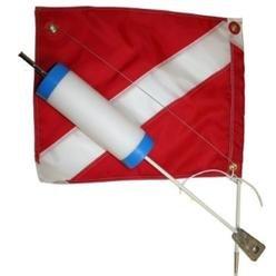 Standard Float & Flag Combo