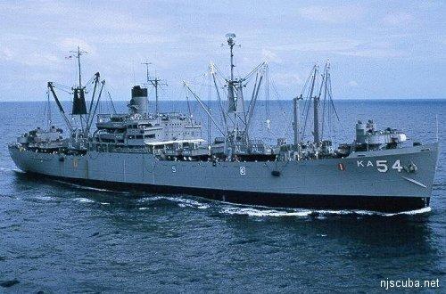 USS Algol 8/11/2019