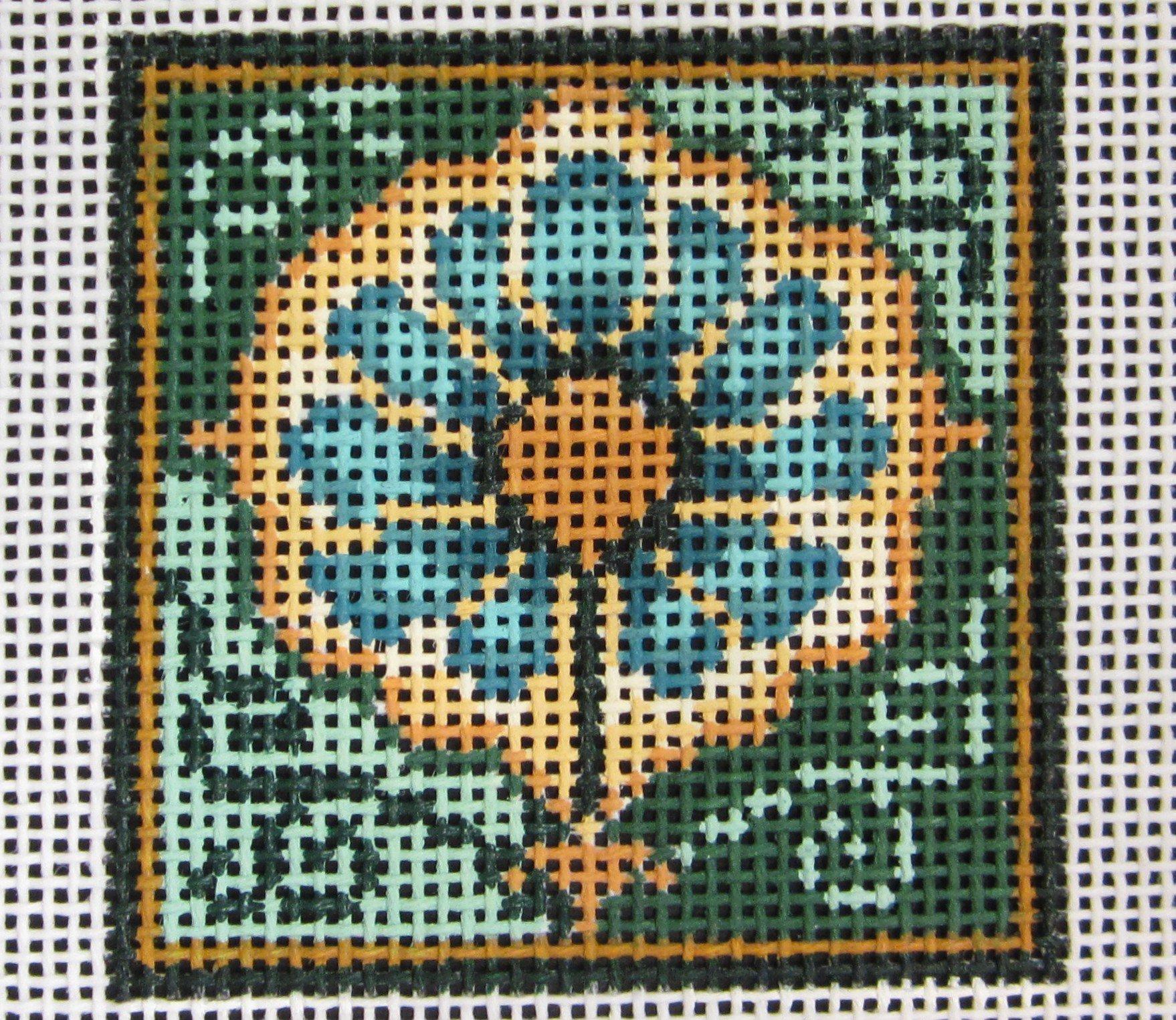 Art Nouveau Mini 12D