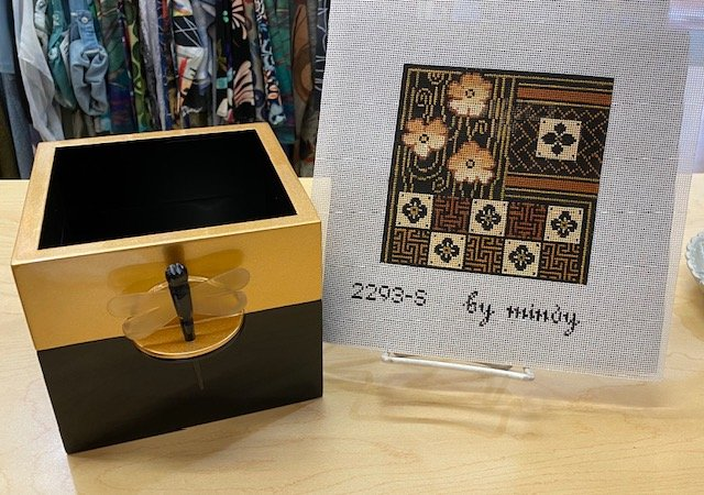 #2293-S ASIAN INSERT FOR LACQUER BOX