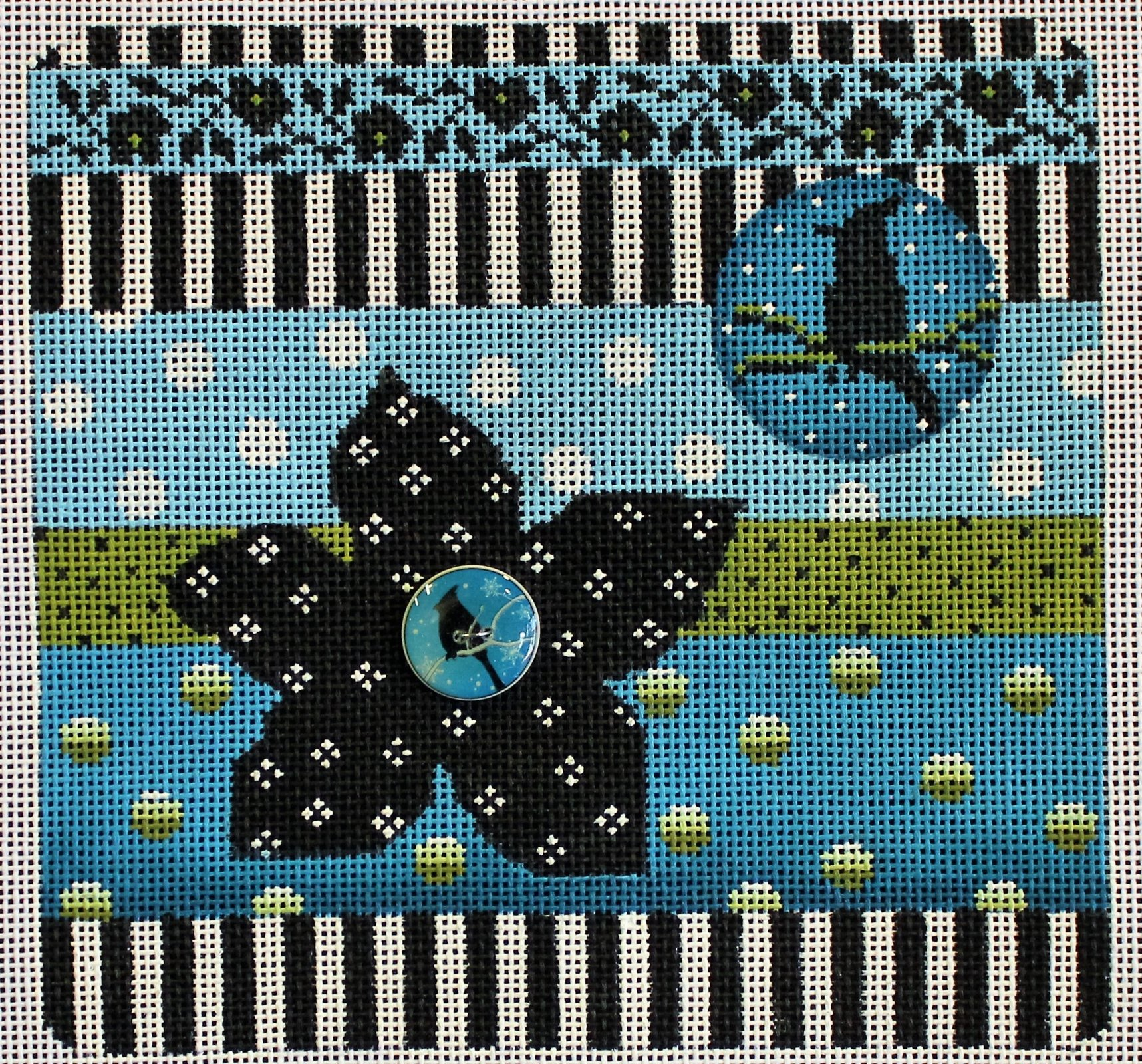Blue Birdie 2323