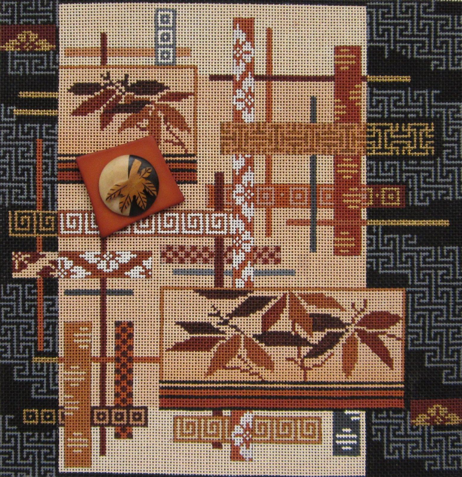 Bamboo Asian 2344