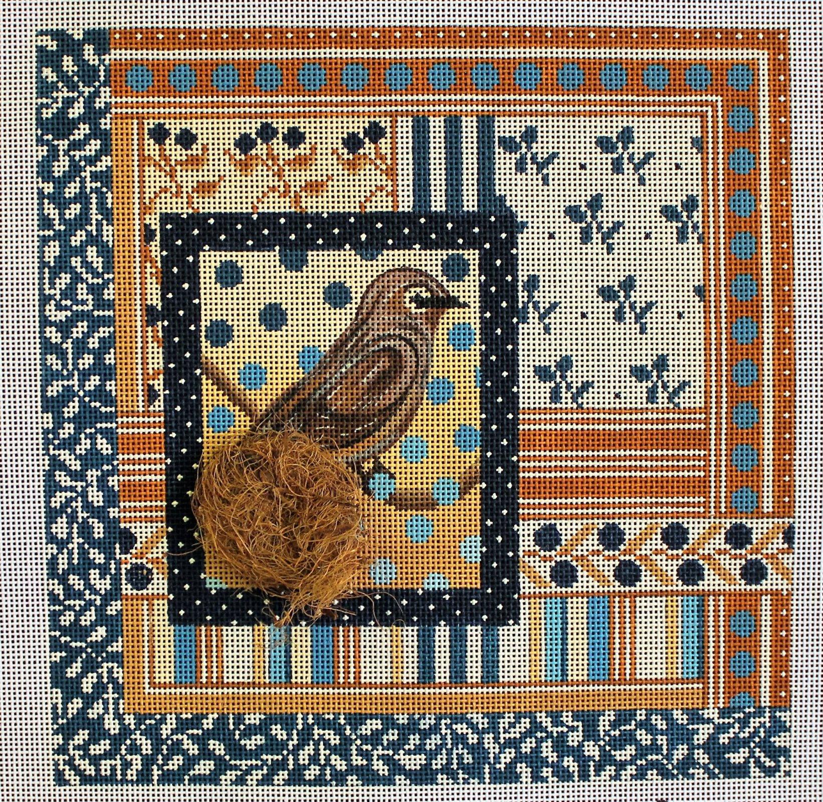 Birdy in Blue 2366B