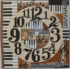 Musical Clock 2379