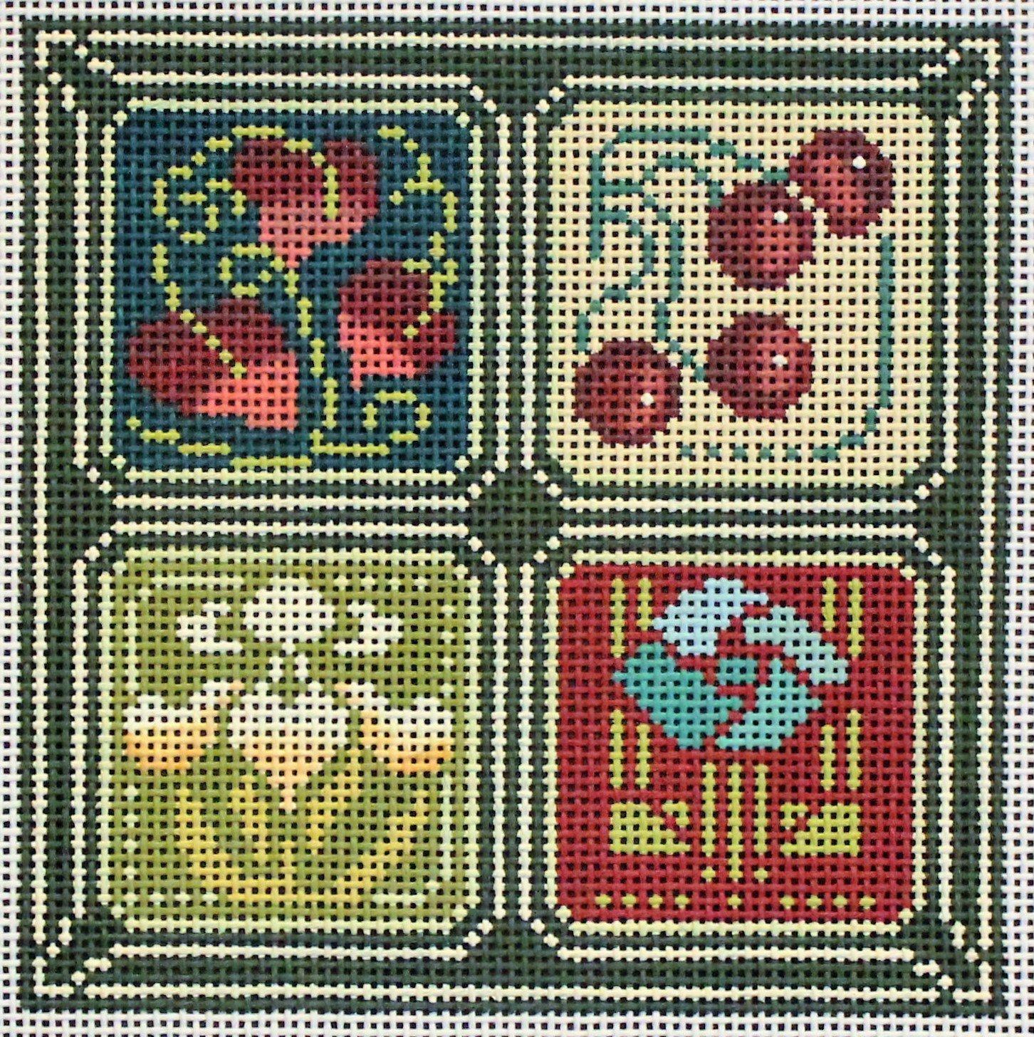 Nouveau Squares 2385-B