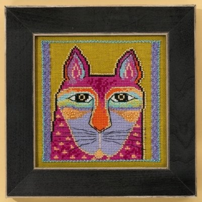 Wild Pink Cat - Cats Collection
