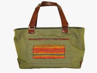 Nylon Tote Bag 26K