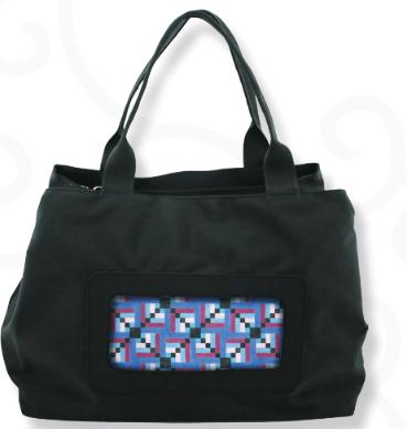 Nylon Tote Bag 55L