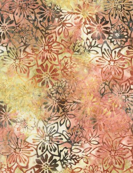 Tonga Batiks - Fresh Flowers (Bouquet)