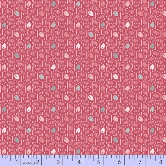 Soulful Shades - Geo Leaf (Pink)