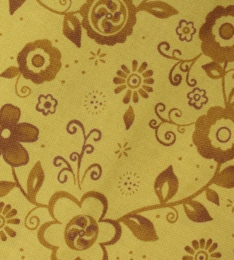 Sunday Flowers - Flowers (Gold)