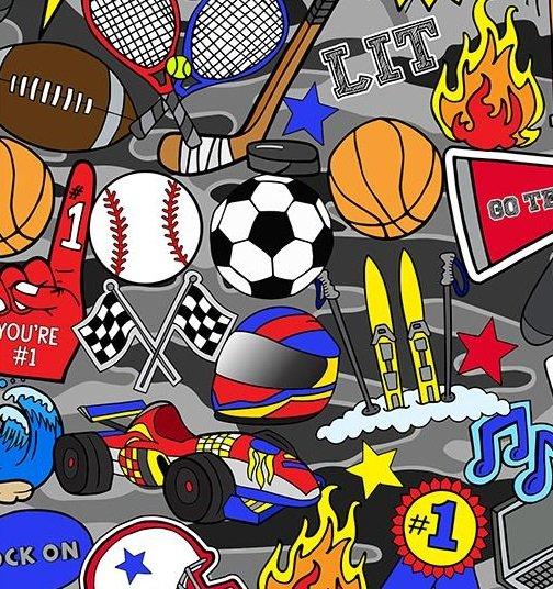 Sports - Team Player