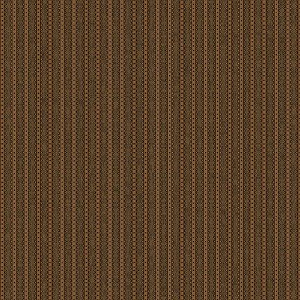 Barn Dance - Stripe (Brown)