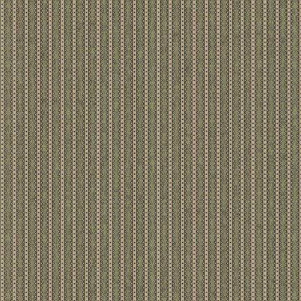 Barn Dance - Stripe (Green)
