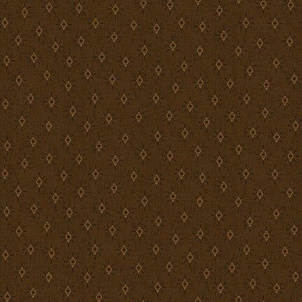 Barn Dance - Diamonds (Brown)