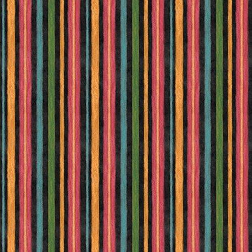 Rake & Bake - Stripe (Black)