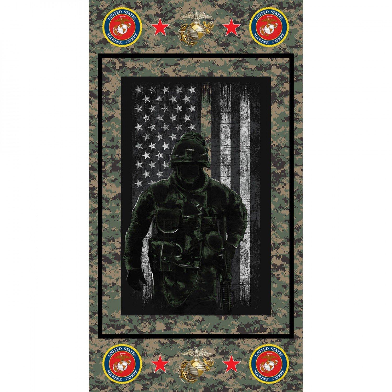 Military Prints - Marines 23 Panel