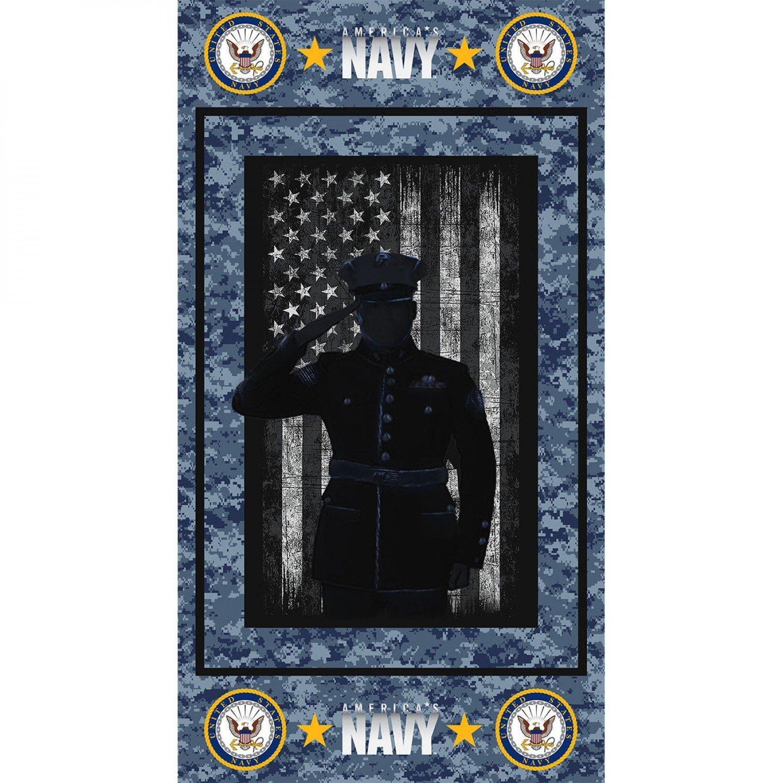 Military Prints - Navy 23 Panel