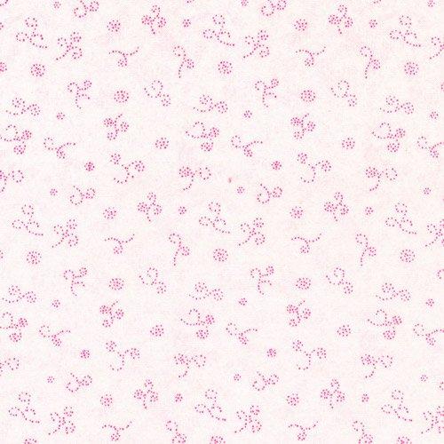 Classique - Dot Swirls (Pink)