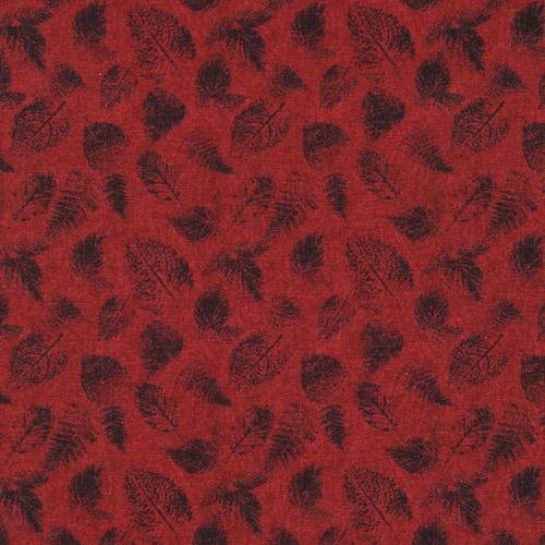 Classique - Leaf Impression (Red)