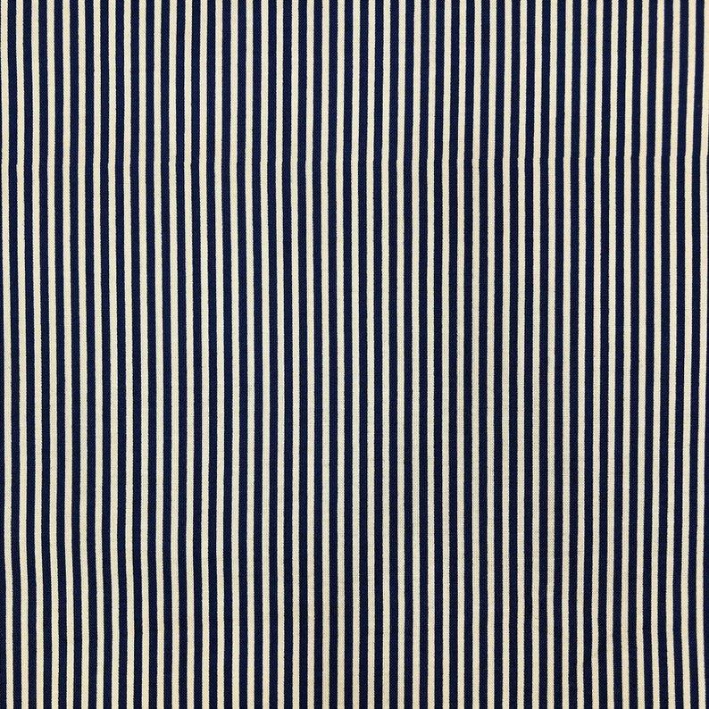 Classique - Stripe (Blue/Ecru)