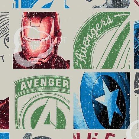 Avengers Hero Block