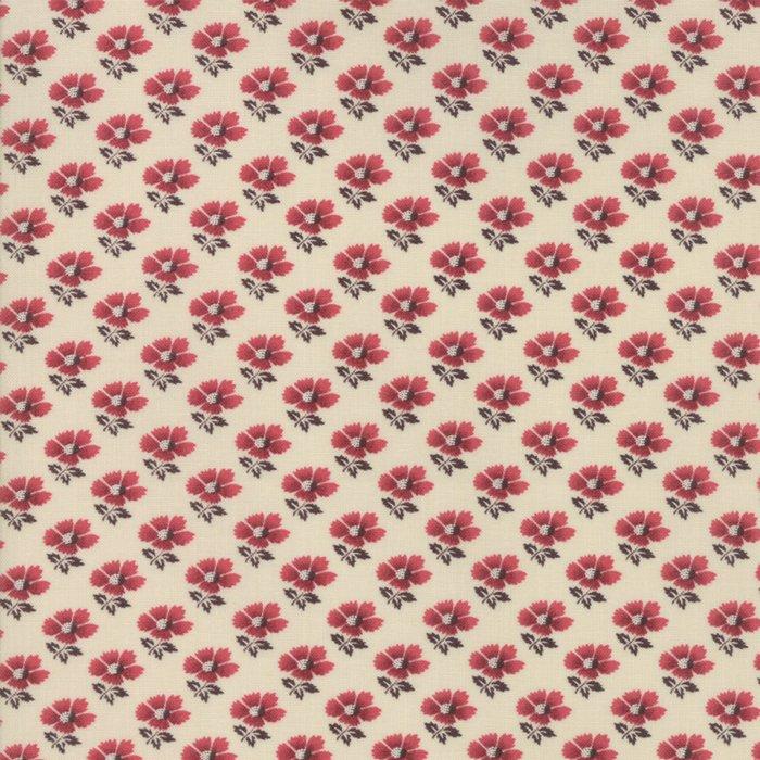 La Vie En Rouge - Les Fleurs (Pearl/Garance)