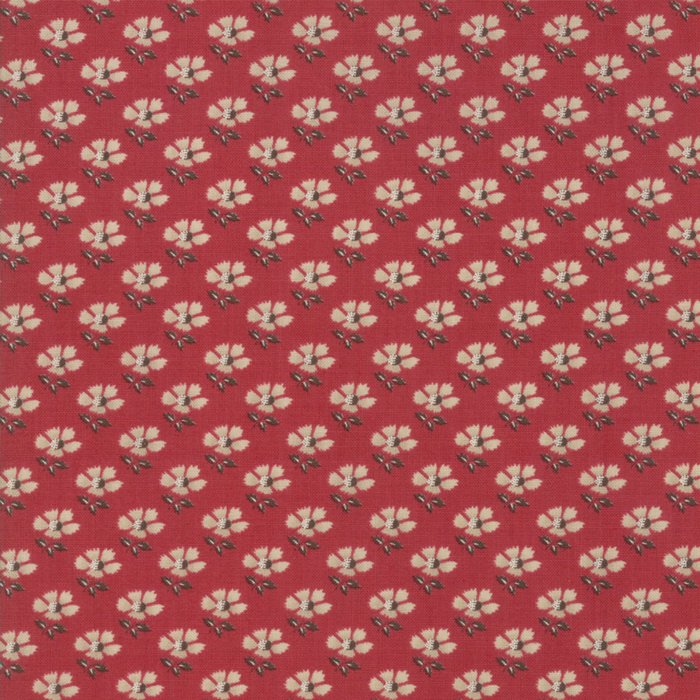 La Vie En Rouge - Les Fleurs (Garance)