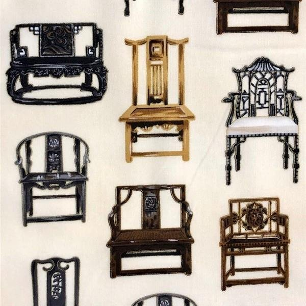 Asian Traditions - Vintage Chairs (Antique)