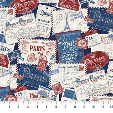 Paris - Always A Good Idea (Stamps)