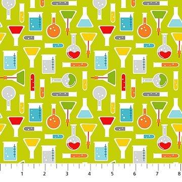 Big Bang - Beakers and Flasks (Green)