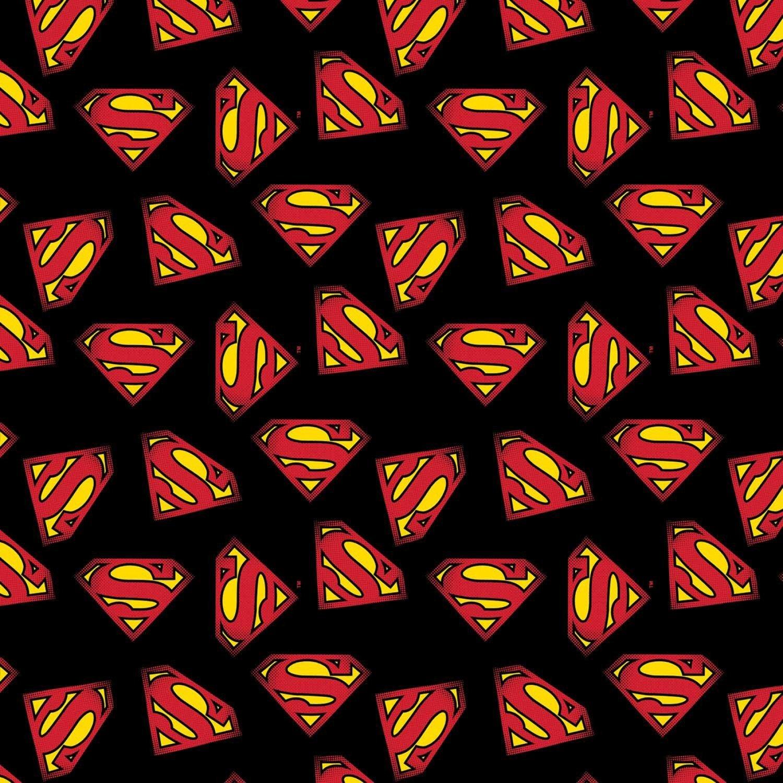 Superman Logo (Black)
