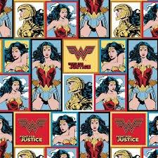 Wonder Woman 1984 - Blocks (Multi)