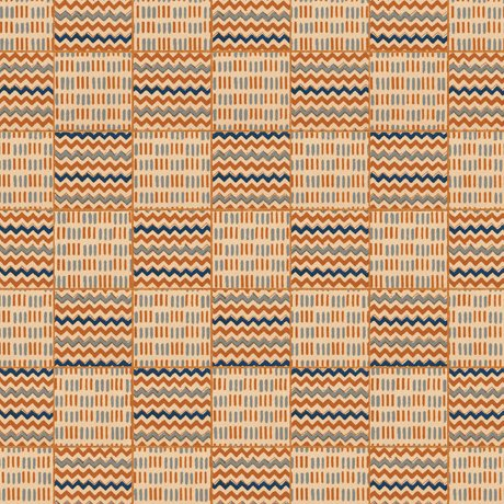 Out Of Africa - Geometric Patchwork