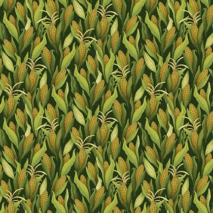 Farm To Market - Corn (Green)