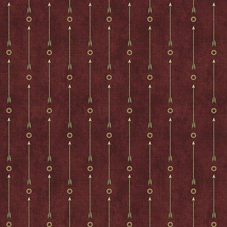 Stars & Stripes Forever - Arrow Stripe (Brick)