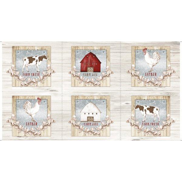 Farm Life - 24 Panel