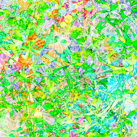 Evolution (Lime) - DIGITAL PRINT